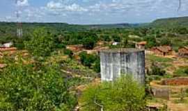 Socorro do Piauí - Caixa d´agua em Socorro do Piauí-PI-Foto:abraao de sousa estr…