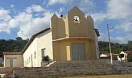Socorro do Piauí - Igreja Matriz de Socorro do Piauí-PI-Foto:abraao de sousa estr…
