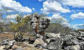 Socorro do Piauí - Socorro do Piauí-PI-Esculturas da Natureza-Foto:WLuiz