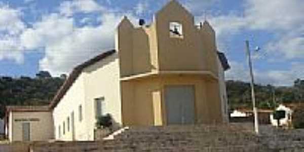 Igreja Matriz de Socorro do Piauí-PI-Foto:abraao de sousa estr…