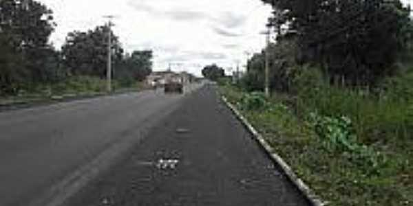 Rodovia em Sussuapara-Foto:180graus