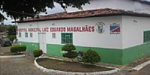 Hospital Municipal de Encruzilhada-Foto: leandro lima