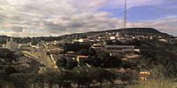 Morro da Torre em Encruzilhada-BA-Foto:Ivan Toia Batuc