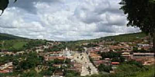 Vista parcial de Encruzilhada-BA-Foto:leandro lima
