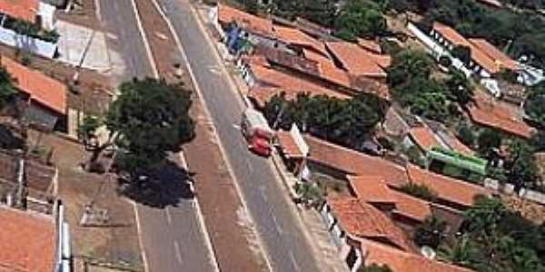 Tanque do Piauí-PI-Avenida Dom Edilberto-Foto:pt.wikipedia.org
