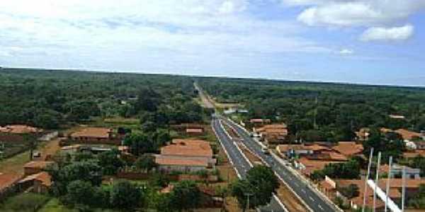 Tanque do Piauí-PI-Avenida Dom Edilberto-Foto:tanquedopiaui.zip.net