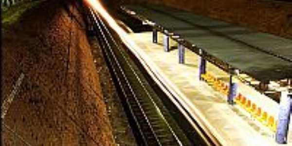 Teresina-PI-Estação do Metrô-Foto:Márcio Anderson
