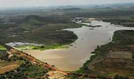 Uni�o - Uni�o-PI-Vista a�rea da Barragem-Foto:fotoar
