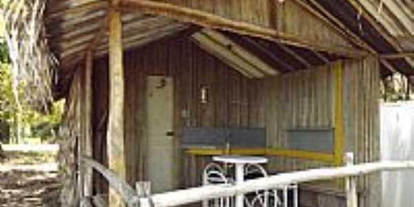 União-PI-Balneário Vale do Tucunaré-Foto:Ossian Melo