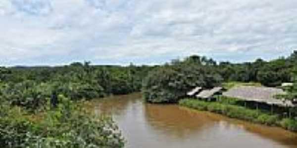 Rio Uruçuí Preto em Uruçuí-PI-Foto:guilhermefloriani