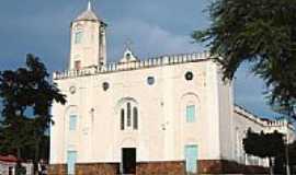 Valen�a do Piau� - Igreja Matriz N.S.do �-Foto:Vicente A. Queiroz