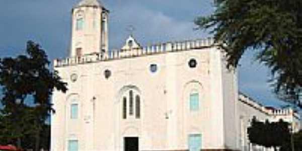 Igreja Matriz N.S.do Ó-Foto:Vicente A. Queiroz