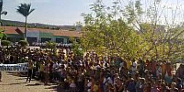 Desfile Cívico-Foto:180graus.