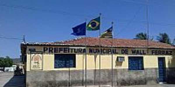 Prefeitura Municipal-Foto:180graus.