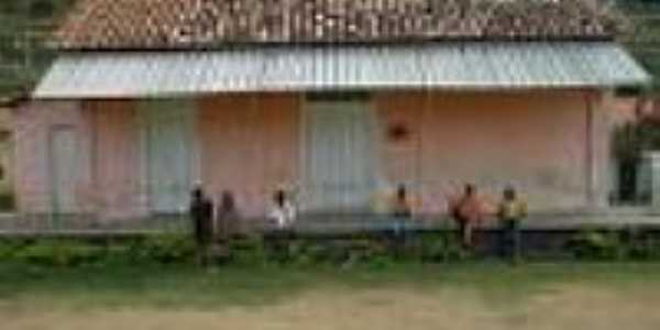A Estação de Engenheiro França em 2007-Foto:Elenildo Café de Jesus