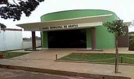 Abatiá - Abatiá-PR-Câmara Municipal-Foto:robsongiolo