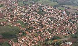Abatiá - Abatiá-PR-Vista aérea-Foto:Adilson Anacleto do Carmo
