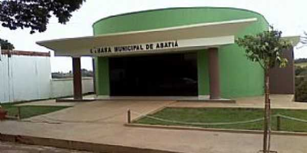Abatiá-PR-Câmara Municipal-Foto:robsongiolo