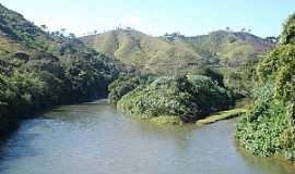 Açungui - Açunguí-PR-Curva do rio Açunguí-Foto:Elétro Motores Itaperuçu