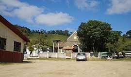 Açungui - Açunguí-PR-Igreja na Vila Açunguí-Foto:Heitor Lopes