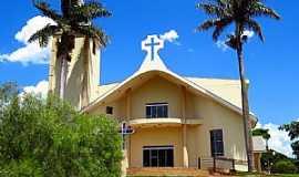 Água Boa - Água Boa-PR-Igreja Matriz-Foto:Ricardo Mercadante