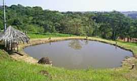 Água Boa - Lagoa dos Gansos-Foto:JLVenancio