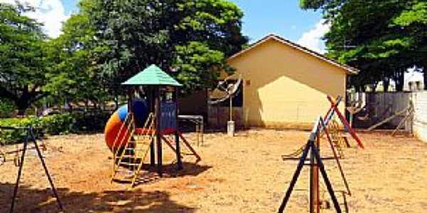 Água Boa-PR-Centro Municipal de Educação Infantil Helena Fregadoli Dias-Foto:Ricardo Mercadante
