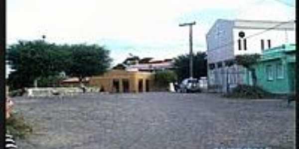 Engenheiro Pontes-BA-Centro da cidade-Foto:www.orkut.com