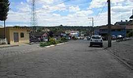 Agudos do Sul - Agudos do Sul-PR-Avenida Brasil-Foto:geografiatecnologia.