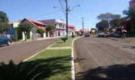 Altamira do Paraná - Avenida Central, Por Diogenes Francis Klein