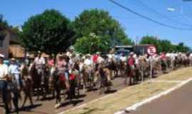 Altamira do Paraná - Cavalgada, Aprox. 800 Cavalos, Por Diogenes Francis Klein
