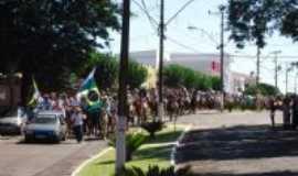 Altamira do Paran� - Cavalgada, Aprox. 800 Cavalos, Por Diogenes Francis Klein