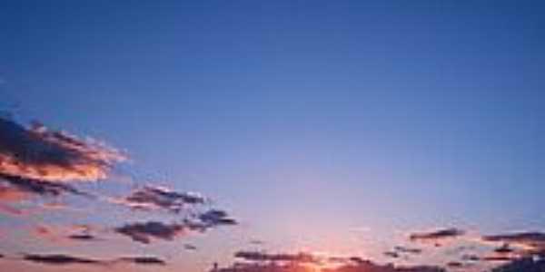 Pôr do Sol-Foto:Márcio Greyck