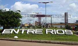 Entre Rios - Imagens da cidade de Entre Rios - BA