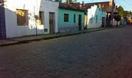 Entre Rios - Rua da cidade de Entre Rios-FotoGilmar Lopes Coelho
