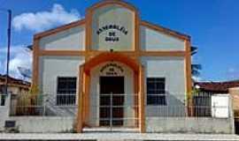 Entre Rios - Igreja da Assembléia de Deus em Entre Rios-Foto:Gilmar Lopes Coelho