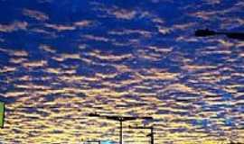 Entre Rios - Pôr do Sol em Entre Rios-Foto:Rose Barros