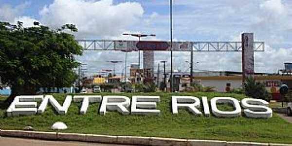 Imagens da cidade de Entre Rios - BA
