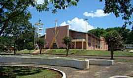 Alto Alegre do Iguaçu - Igreja N Sra Salete por il Sikora