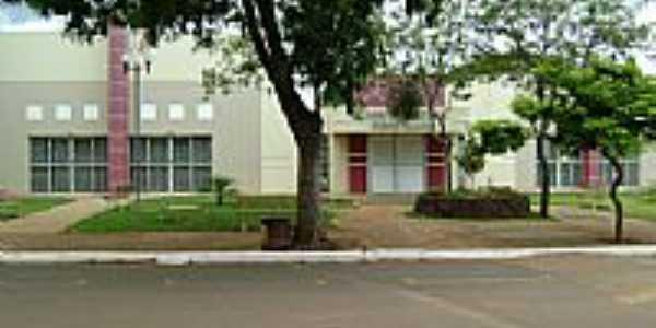 Casa da Cultura Irene Ruaro em Alto Piquiri-Foto:fabio.faustino