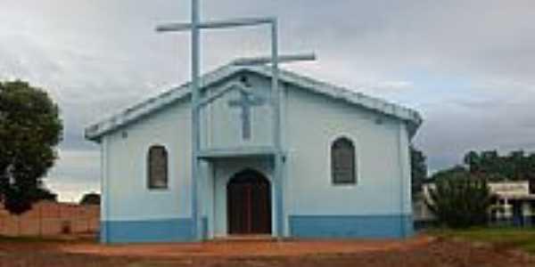 Igreja-Foto:Ivo Boing