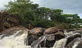 Érico Cardoso - Cachoeira Balaios em Érico Cardoso-BA-Foto:sergiozap