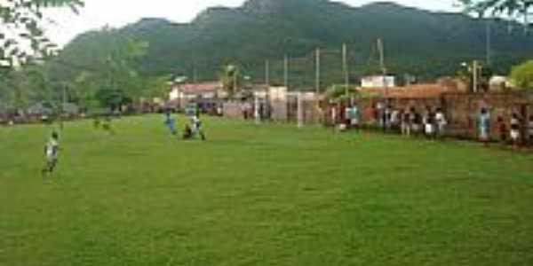 Estádio de Futebol em Érico Cardoso-BA-Foto:sergiozap