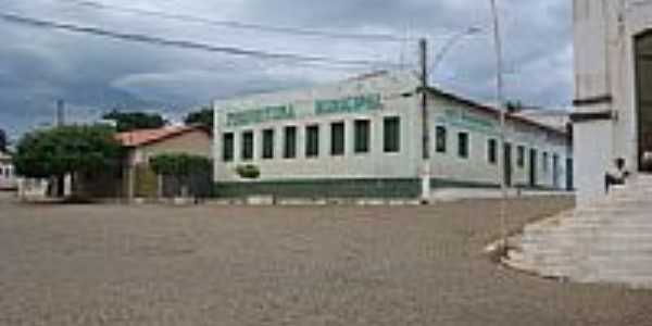 Prefeitura Municipal de Érico Cardoso-BA-Foto:sergiozap