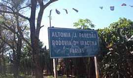 Altônia - Altônia/Pr - Jardim Paredão - por Dr. Pascutti