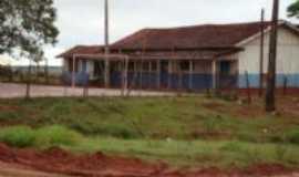 Altônia - Antiga escola no Pé de Galinha, Por Agnaldo Iembo