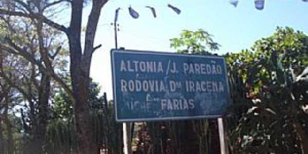 Alt�nia/Pr - Jardim Pared�o - por Dr. Pascutti
