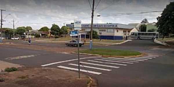 Terminal Rodoviário de Amaporã - PR