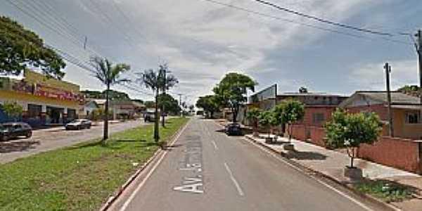 Imagens da cidade de Amaporã - PR