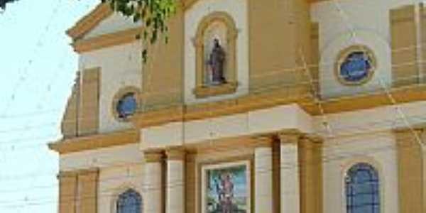 Igreja de São Sebastião, por bene alves